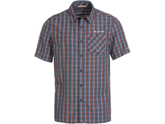 VAUDE Albsteig Shirt II Men, steelblue